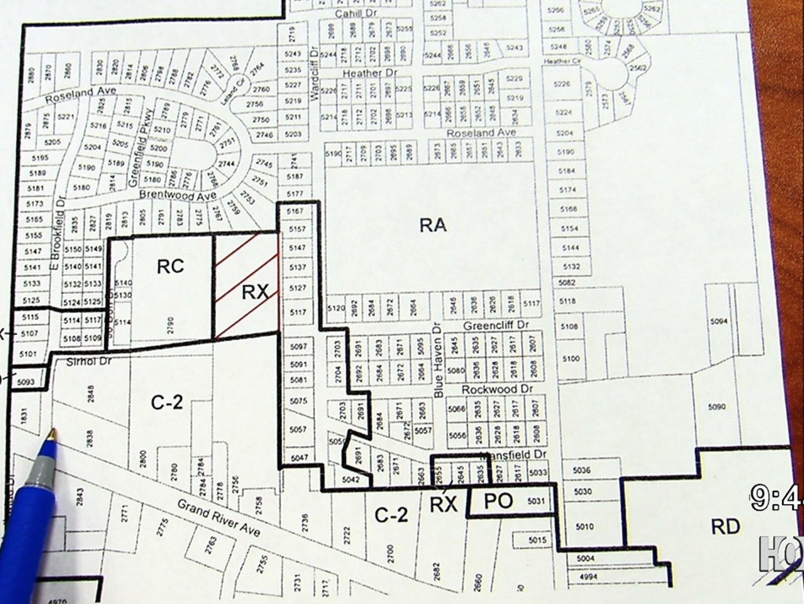 Township Board Discusses Woda Cooper Rezoning Request