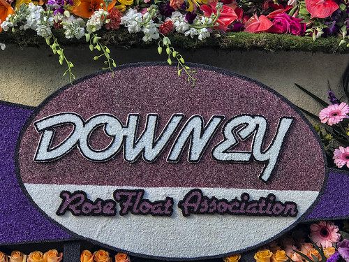 Downey Rose Parade Float 2019 | by pamlane
