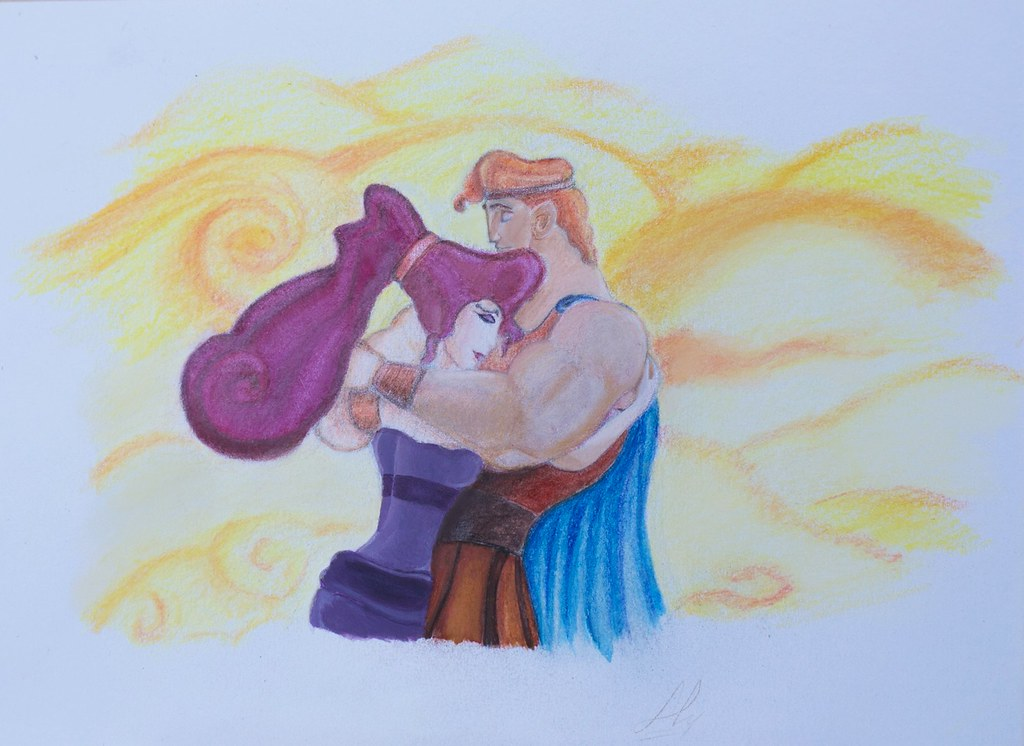 Kindom Hearts III Hercules