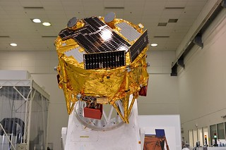 Beresheet Moon Lander   by 69thotslayer420