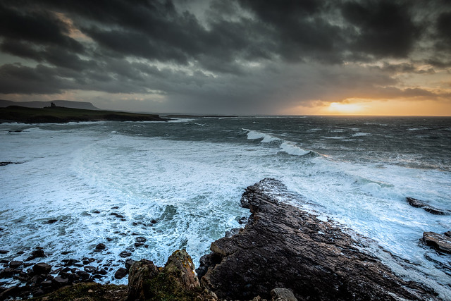 Wild Donegal Bay