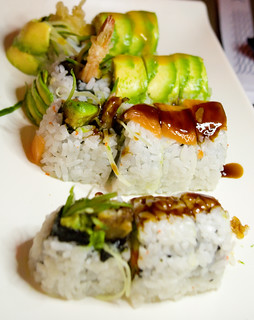 Rolled Sushi | by owntwohands