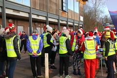 Christmas Day 2018 Pomphrey Hill parkrun