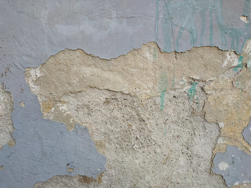 Cracked Wall Texture #09