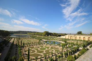 Versailles Garden at late summer | by elianek