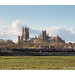British India Line Passes Ely Catherdal by andrewjplummer