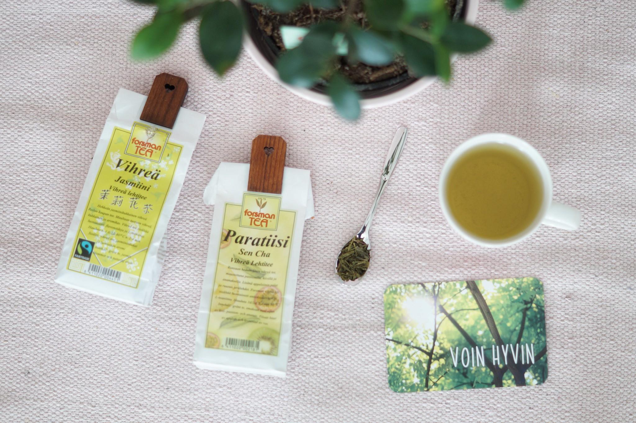 vihreä tee terveyshyödyt