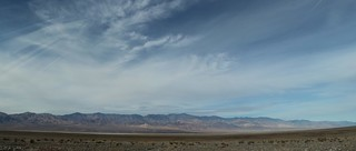 1184 Panorama view west over Death Valley from Highway 178, with Telescope Peak, center | by _JFR_