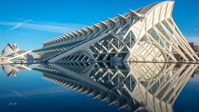 CAC Valencia - Museo de las Ciencias