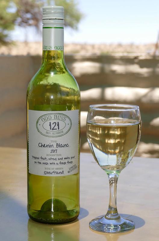 White Wine to celebrate the arrival in Grootkolk ...