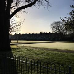 Bowling Green – Leamington Spa