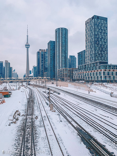 WINTER IN TORONTO | by Luciana Couto
