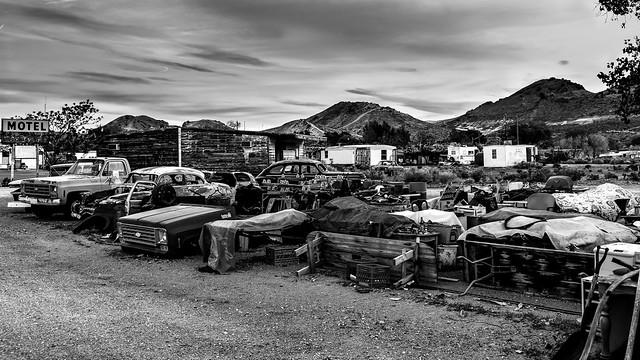 Beatty, Nevada, USA