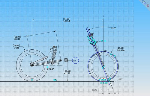 20190311 image 1.2 rz350 frame assembly 2019 | by andbike