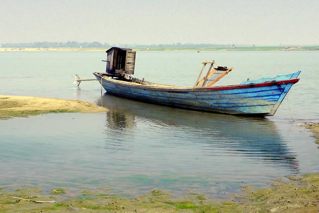 Quiet Time in Myanmar