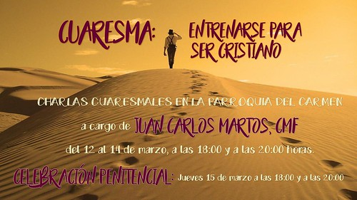 Carteles - Parroquia del Carmen 07