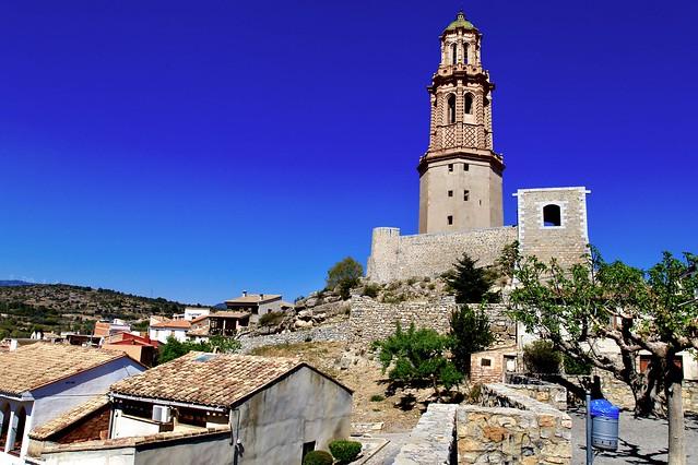 Torre Mudejar. Jérica, Spain