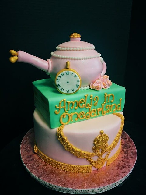 Cake by Artistic Confections