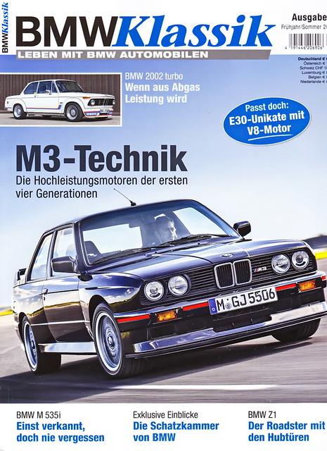 BMW Klassik 3/2019