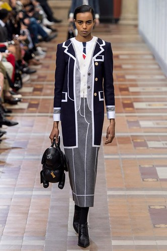 Thom Browne Womenswear Fall/Winter 2019/2020 26