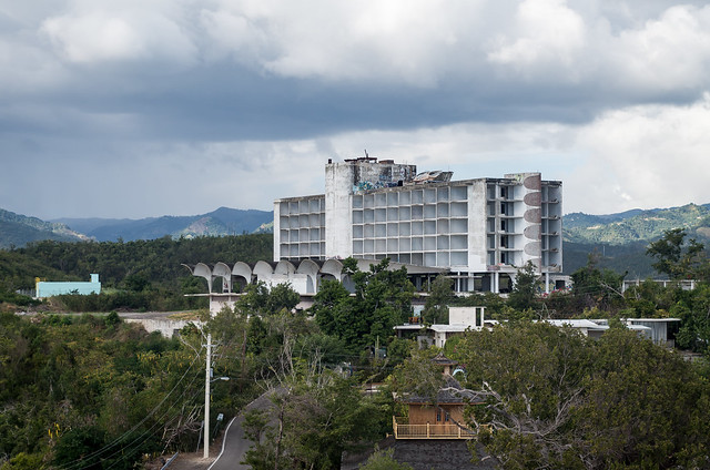 Hotel Ponce Intercontinental (abandonado)
