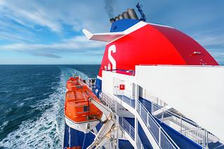 MS Stena Superfast VIII - Stena Line Ferry Ship