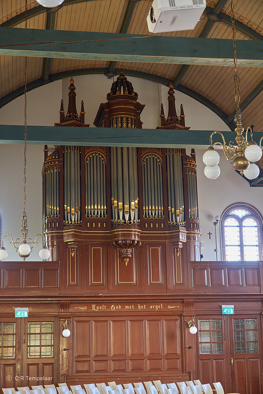 Biezelinge, Mozeskerk