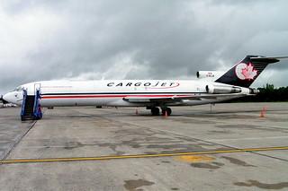 C-GCJB   Boeing 727-225F [21855] (CargoJet Airways) Montreal-Mirabel Int'l~C 16/06/2005
