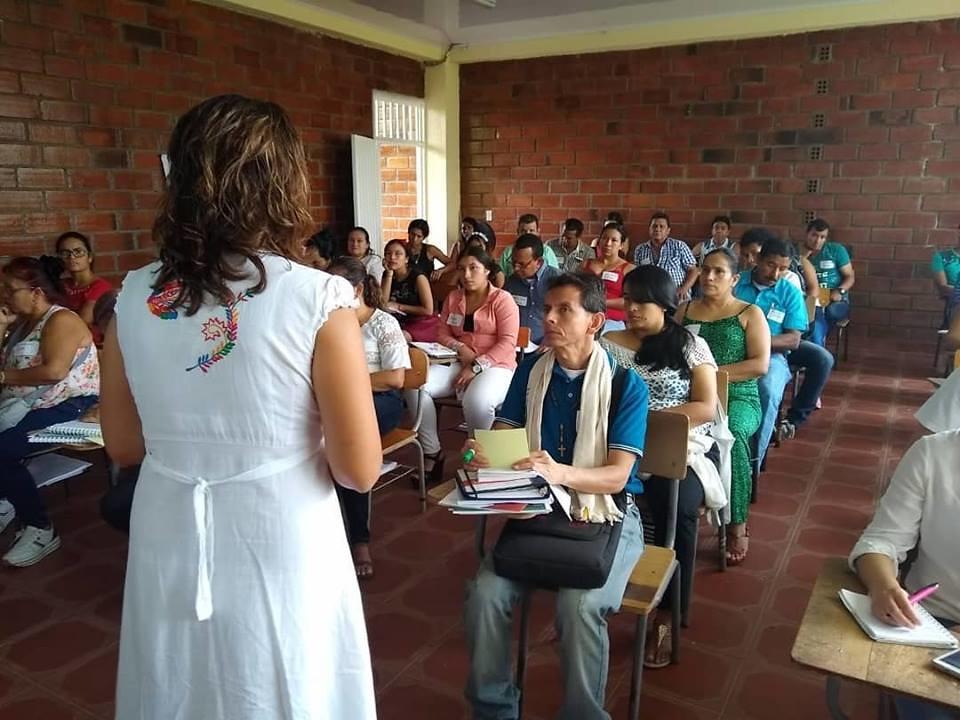 Diplomado: Derechos de las víctimas y construcción de paz