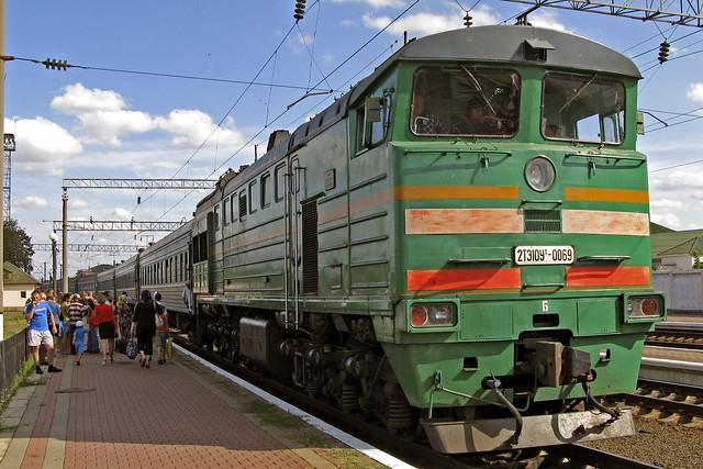 UZ passenger train