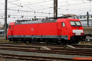 E186 DB   by trenSalamanca
