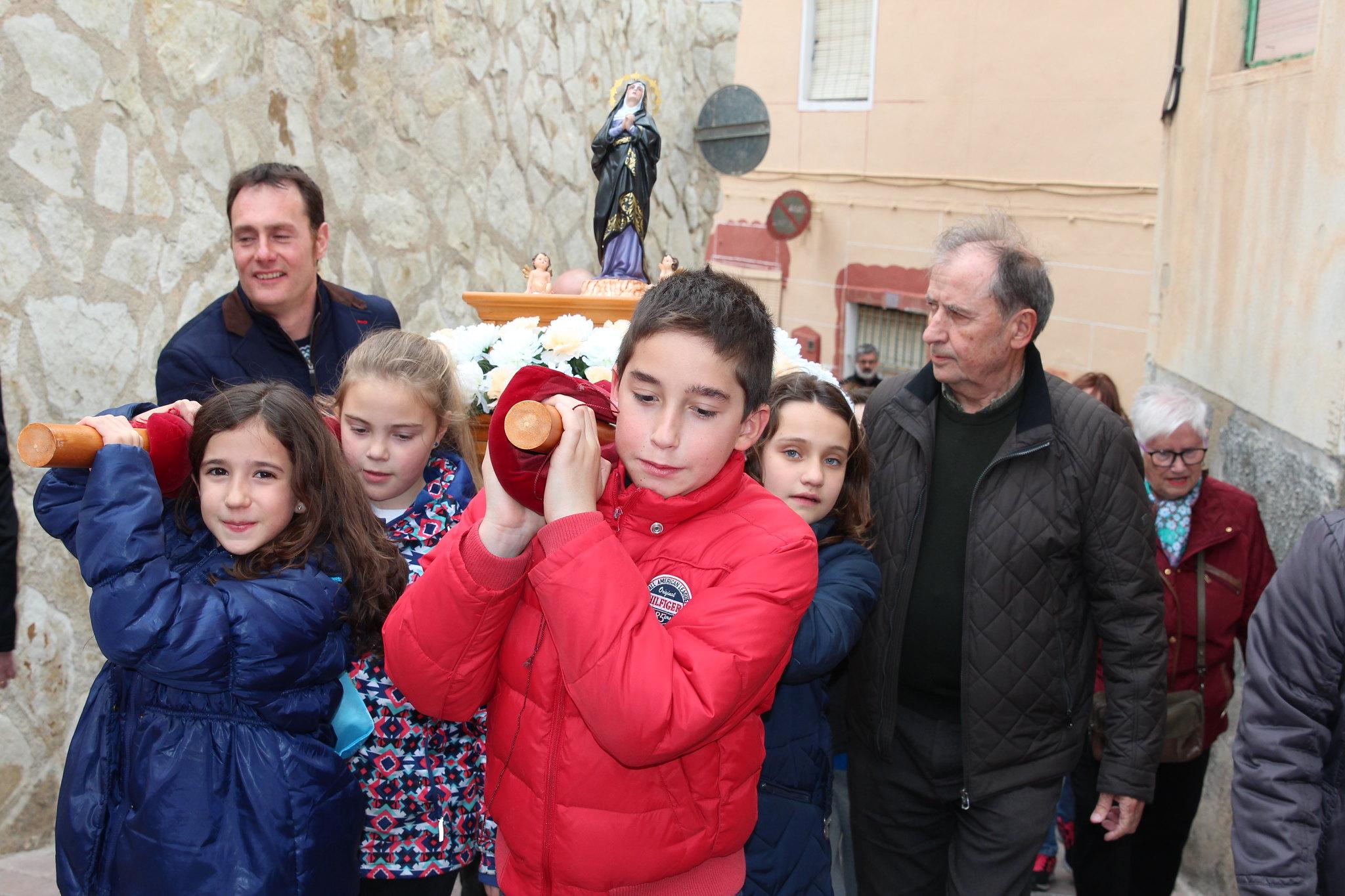 (2018-03-23) II Vía Crucis Infantil (Antonio José Verdú Navarro) (34)