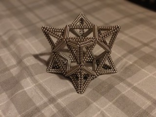 Stellated cuboctahedra
