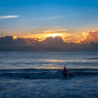 Sunrise Surfer | by Ed Rosack