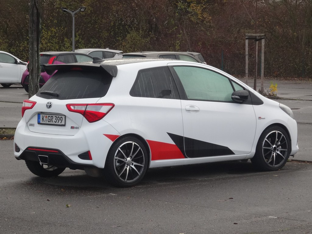 Toyota Yaris Grmn >> 2018 Toyota Yaris Grmn The Grmn Is A Limited Edition Of Th