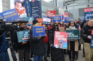 Take Me Back to Work Rally at Nationals Park | by AFGE