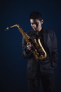 Saxofonista Univalle