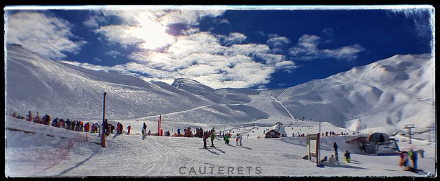 Cauterets, Pyrennees. France