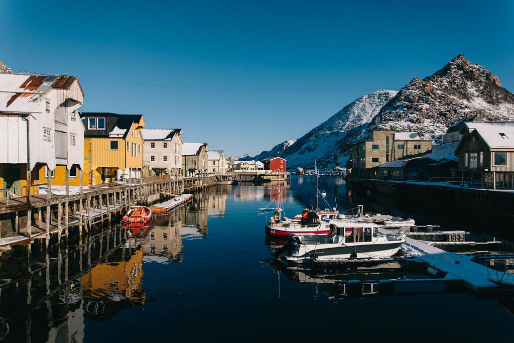 Norjassa asuminen