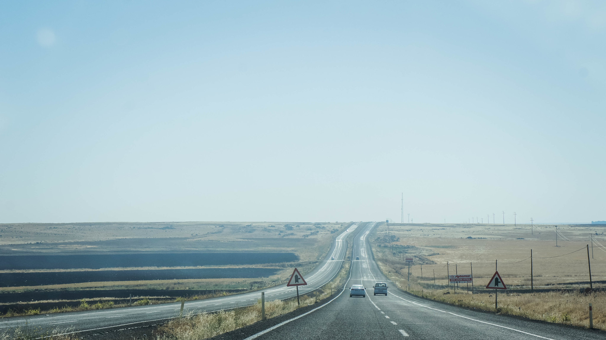 Road trip to Nemrut Dağ!