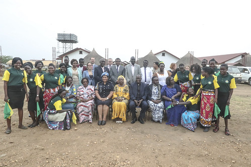 Women: take your space within constitution | by UNMISS MEDIA