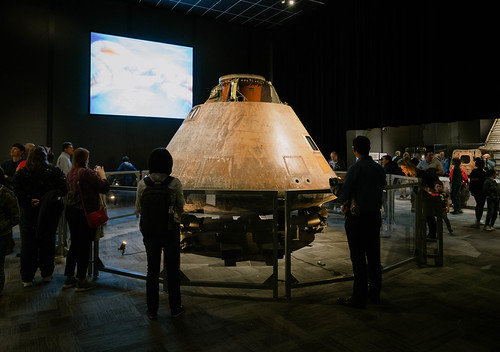 Apollo 11 - Destination Moon Opening | by architecturegeek