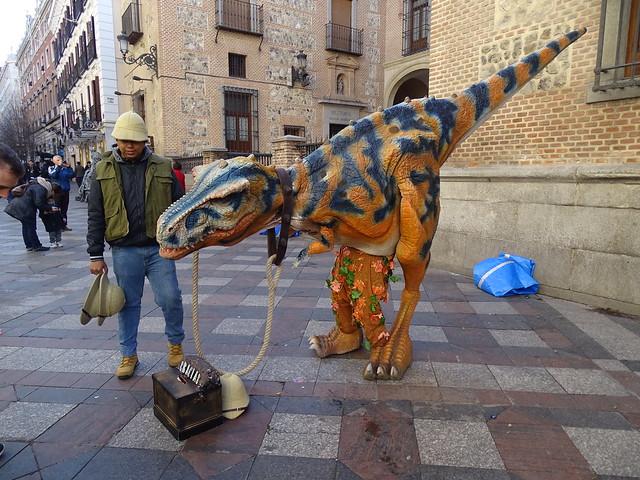 Mimo en las calles de Madrid 07