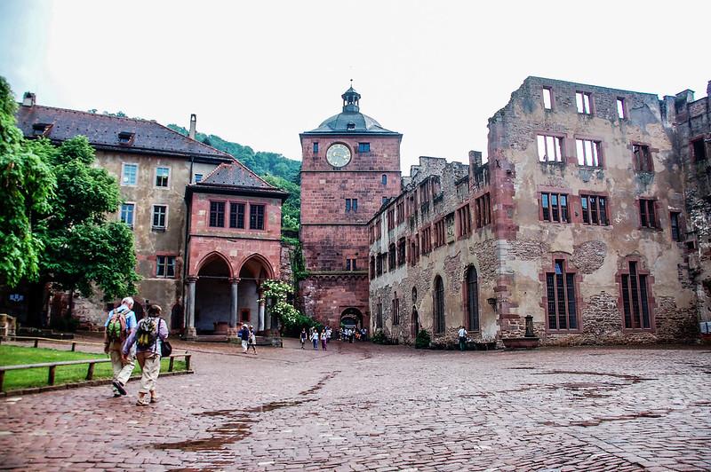 海德堡城堡 1