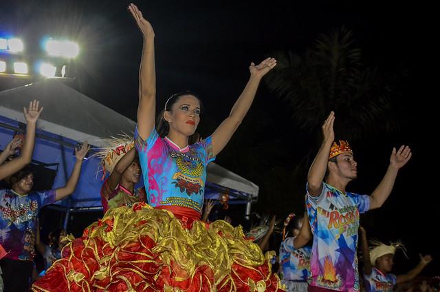 (Divulgação) Festival Folclórico dos Bairros zonas