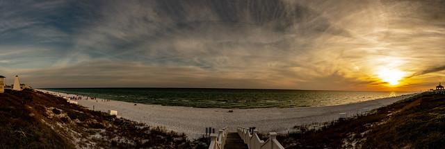 Seaside pano
