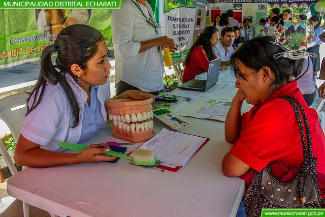 Campaña médica gratuita por el Día Internacional de la Salud