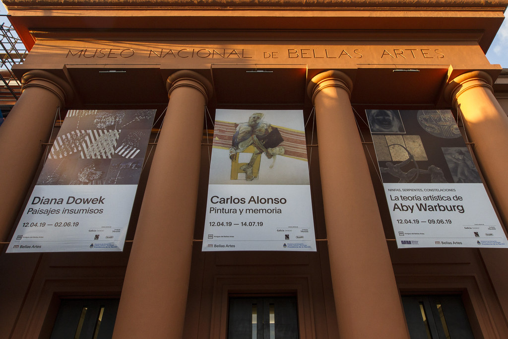 Reapertura del Bellas Artes