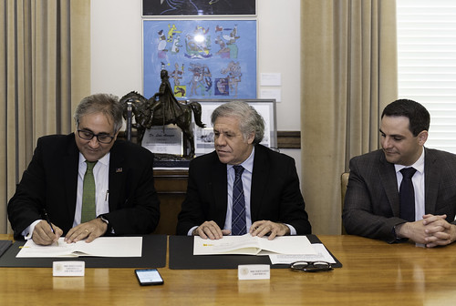 OAS and Latin American Federation of Banks to Cooperate on Cybersecurity