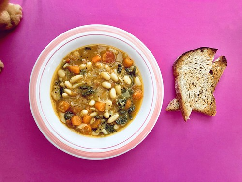 årstiderna organic vegan foodbox, food ambassador, february 2019 - italian bean casserole